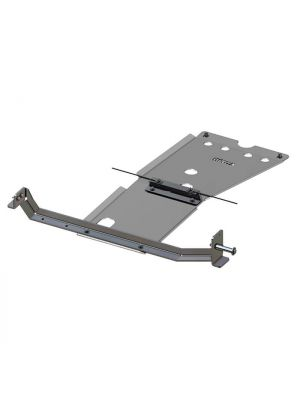 Toyota Hilux Gearbox & Transfer Case Skid Plate   2X4 with Urea Tank